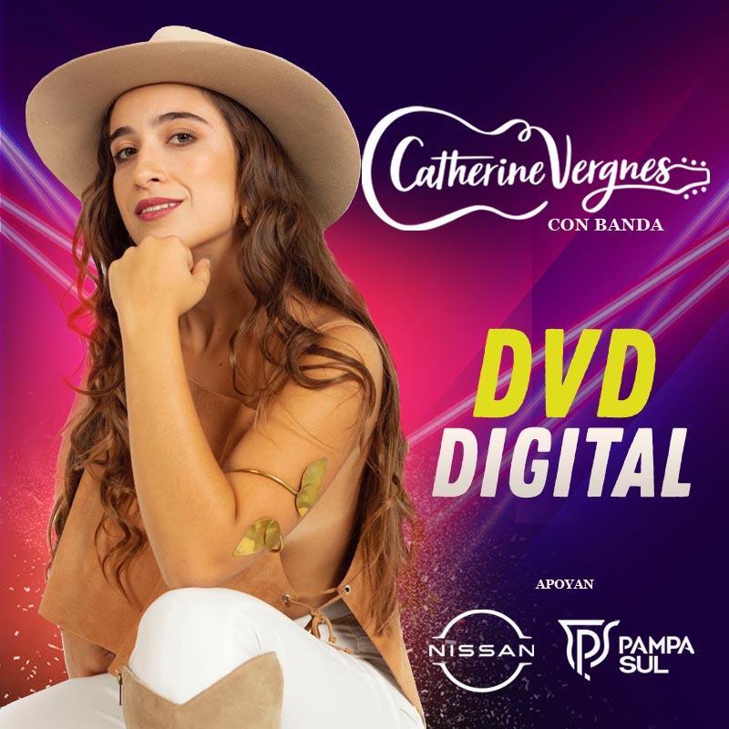 Catherine Vergnes dvd digital